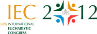 International Eucharistic Congress 2012 logo